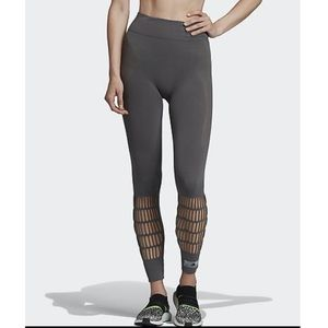 Adidas X Stella McCartney Warp Knit Leggings